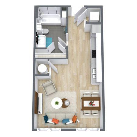 bedroom floorplans