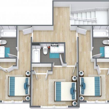 duplex unit floorplans