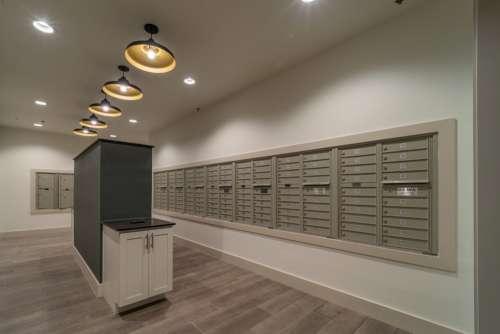 Indoor Mail Room