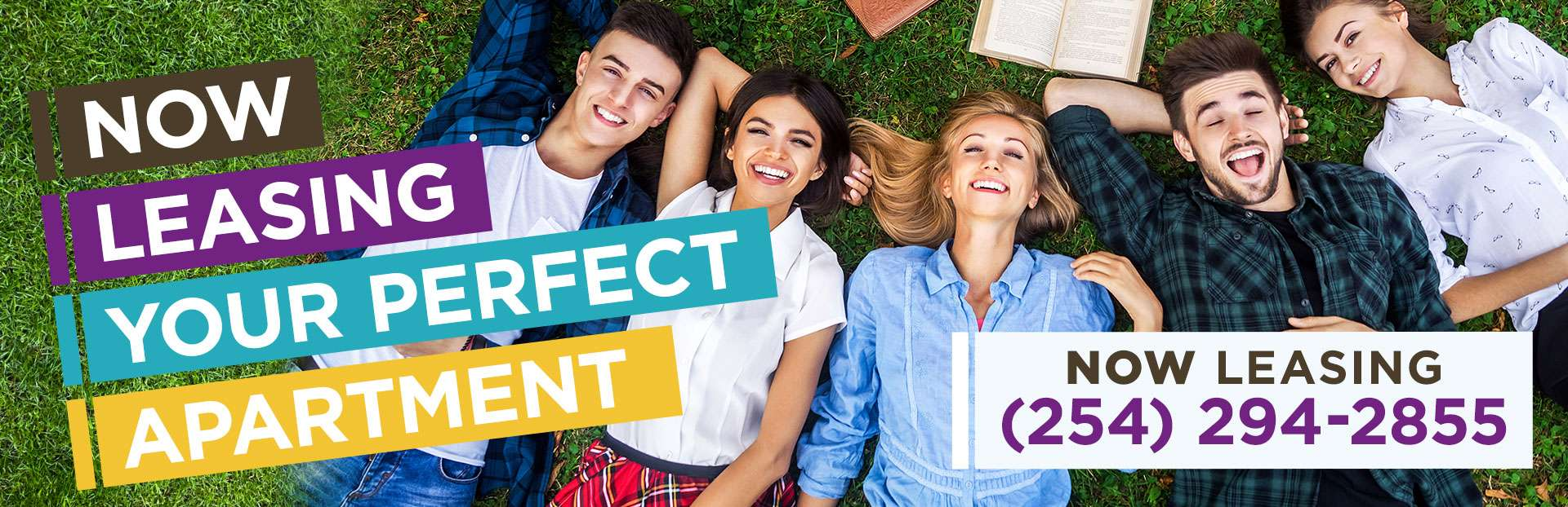 Now Leasing Your Perfect Student Home